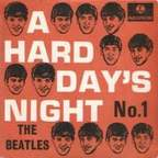 Beatles - A Hard Day's Night No.1