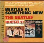 Beatles - Beatles VI / Something New
