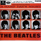 Beatles - Extracts From The Album A Hard Day's Night