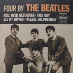 Beatles - Four By The Beatles