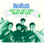 Beatles - Got To Get You Into My Life