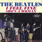 Beatles - I Feel Fine