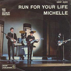 Beatles - Run For Your Life