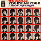 Beatles - Yeah! Yeah! Yeah! A Hard Day's Night