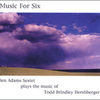 Ben Adams Sextet - Music For Six
