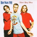 Ben Folds Five - Naked Baby Photos