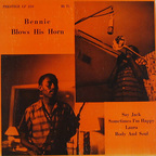 Bennie Green - Bennie Blows His Horn