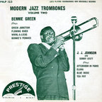 Bennie Green - Modern Jazz Trombones · Volume Two