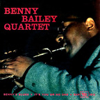 Benny Bailey Quartet - Benny's Blues