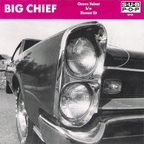 Big Chief - Chrome Helmet