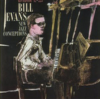 Bill Evans (US 1) - New Jazz Conceptions