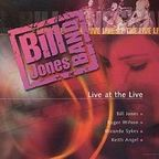 Bill Jones Band - Live At The Live