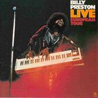 Billy Preston - Live · European Tour