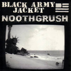 Black Army Jacket - Noothgrush