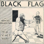 Black Flag - Nervous Breakdown