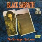 Black Sabbath Featuring Tony Iommi - No Stranger To Love