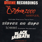 Black Sabbath - The Ozzfest 2000 Sampler