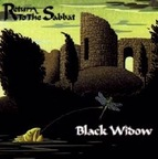 Black Widow (UK) - Return To The Sabbat