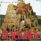 Blackjack (NZ) - Kicasso D'Muse