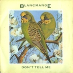 Blancmange - Don't Tell Me