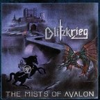 Blitzkrieg (UK 1) - The Mists Of Avalon