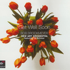 Bob Brookmeyer · New Art Orchestra - Get Well Soon