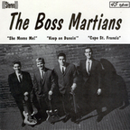Boss Martians - She Moves Me!