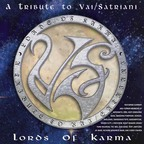 Brad Gillis - Lords Of Karma · A Tribute To Vai/Satriani