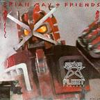 Brian May + Friends - Star Fleet Project