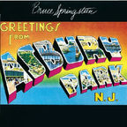 Bruce Springsteen - Greetings From Asbury Park N.J.