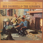 Bud Dashiell & The Kinsmen - s/t