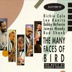 Bud Shank - The Many Faces Of Bird · The Music Of Charlie Parker