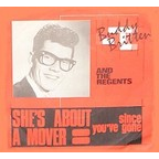 Buddy Britten And The Regents - She's About A Mover