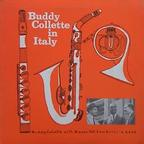 Buddy Collette - Buddy Collette In Italy