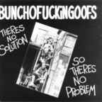 Bunchofuckingoofs - Theres No Solution So Theres No Problem