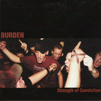 Burden - Strength Of Conviction