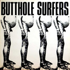 Butthole Surfers - s/t