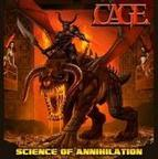 Cage - Science Of Annihilation