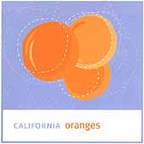 California Oranges - s/t