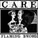 Care - Flaming Sword