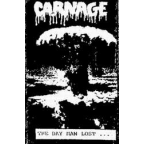 Carnage - The Day Man Lost ...