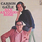 Carson And Gaile - San Antonio Rose