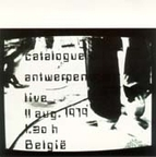 Catalogue - Antwerpen Live · 11 Aug. 1979 · 1.30h · België