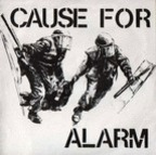 Cause For Alarm - s/t
