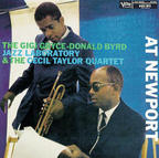 Cecil Taylor Quartet - At Newport