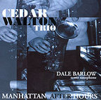 Cedar Walton Trio - Manhattan After Hours