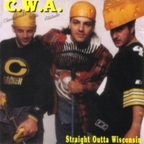 Cheeseheads With Attitude - Straight Outta Wisconsin