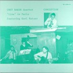Chet Baker Quartet - Conception