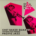 Chet Baker Quartet - Cool Baker Vol. 1