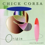 Chick Corea And Origin - Live At The Blue Note